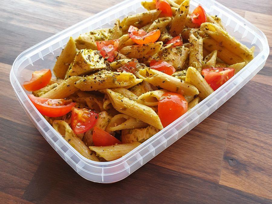 XL Pesto Chicken Pasta