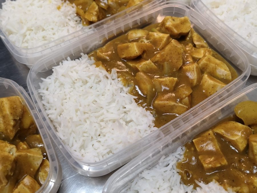XL Chinese Chicken Curry