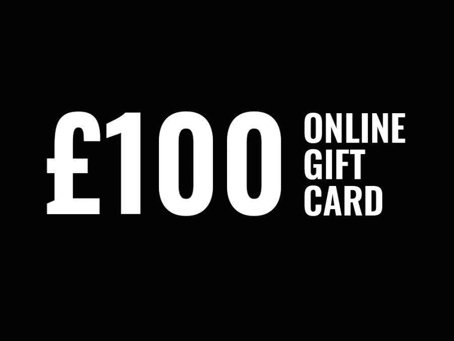 £100 Online Gift Card