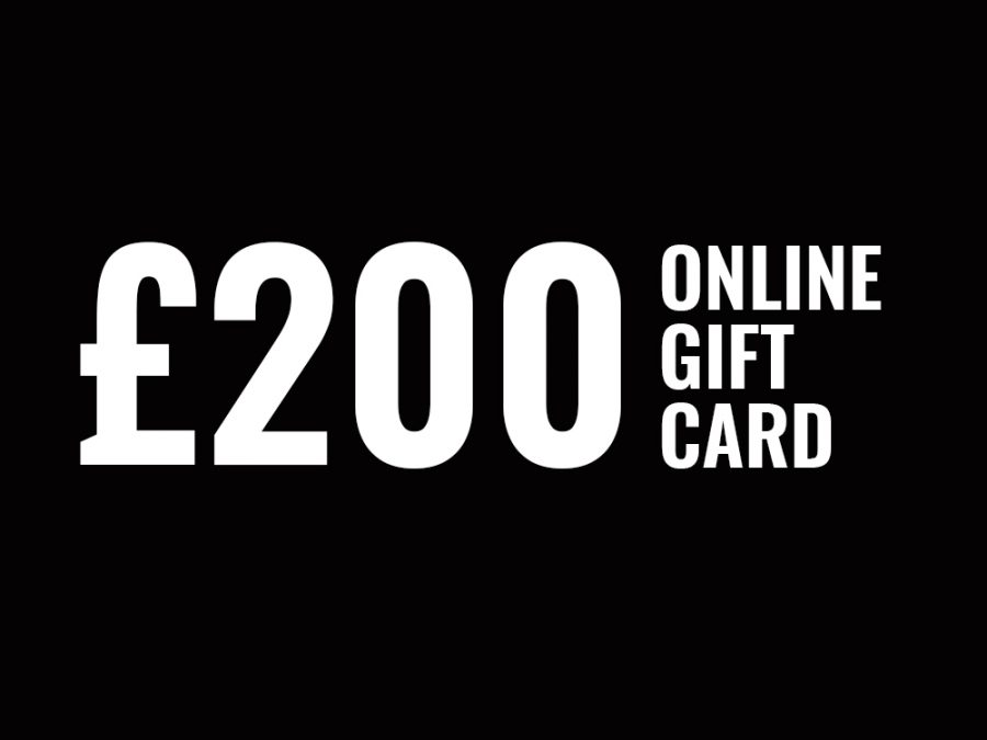 £200 Online Gift Card