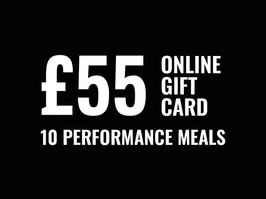 £55 Online Gift Card