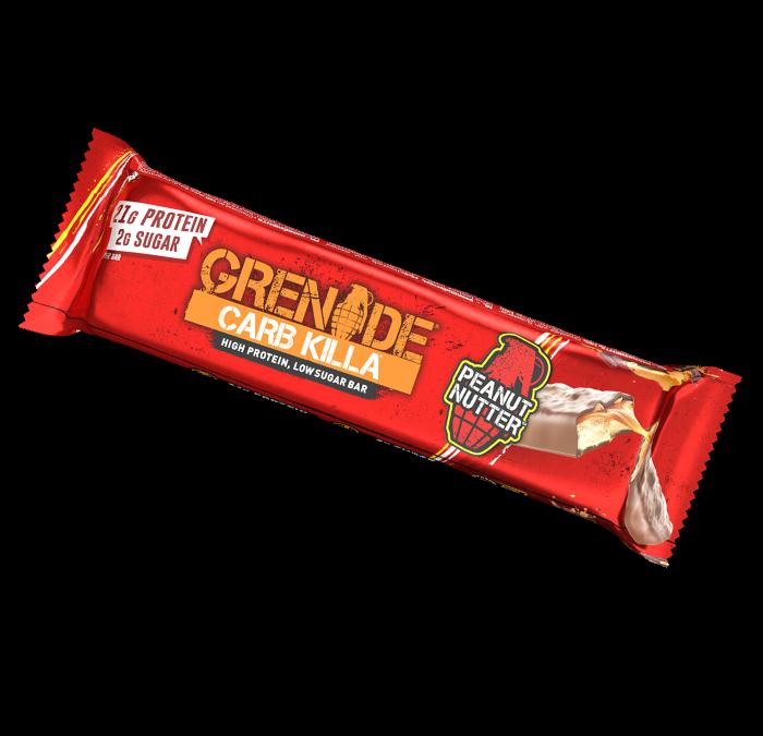 Carb Killa – Peanut Nutter