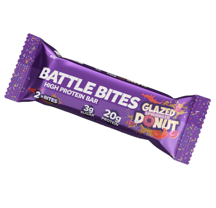 Battle Bites – Glazed Donut