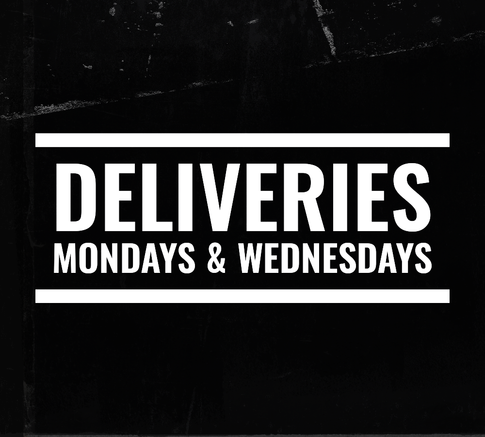 Information about Meal Prep Delivery Days