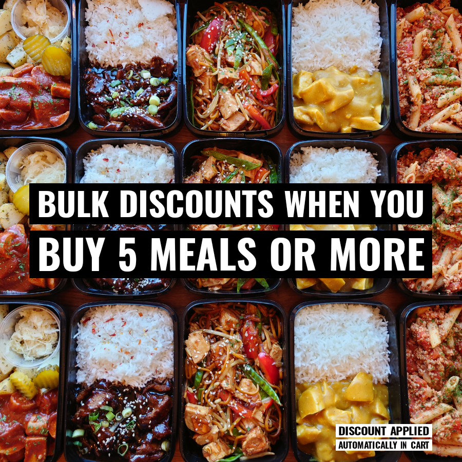 You can Bulk Buy From 5 Meals