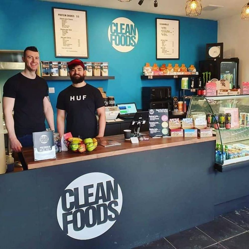 TEAM CLEAN FOODS